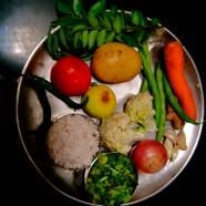 Curried Butternut Squash Stew