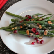 Festive Green Bean Salad