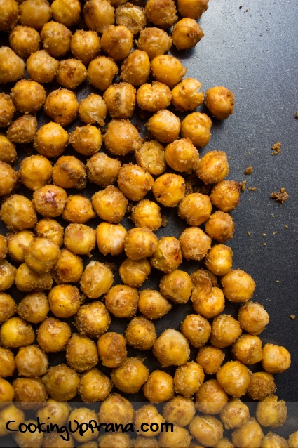 Spiced Roasted Chickpeas4